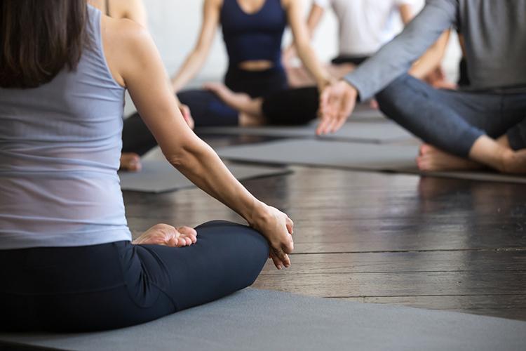 Ioga, meditação e demais terapias alternativas