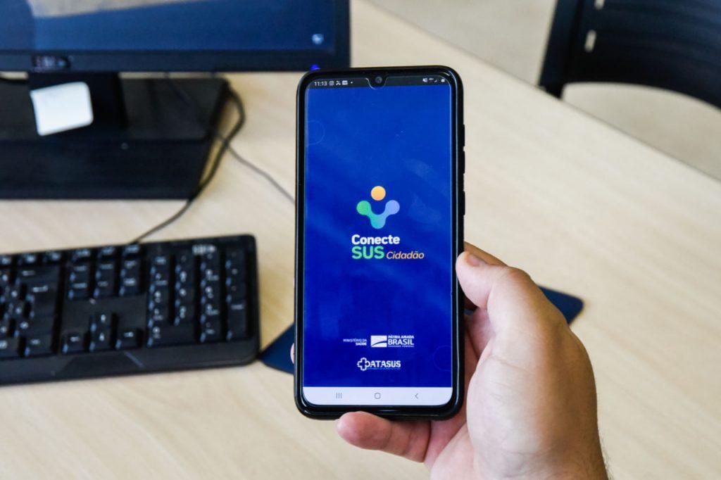Como baixar o app Conecte SUS?